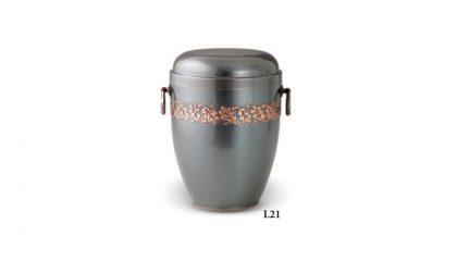 Urna miedziana L21