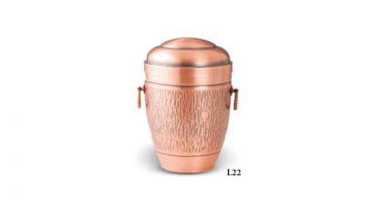 Urna miedziana L22