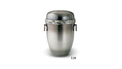 Urna metalowa L28