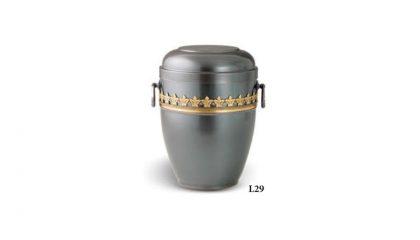 Urna metalowa L29