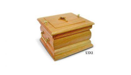 Urna drewniana UD2