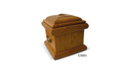 Urna drewniana UDD1