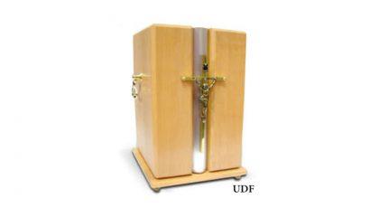Urna drewniana UDF